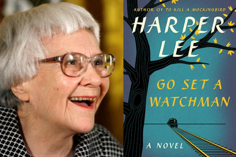 10 Harper Lee