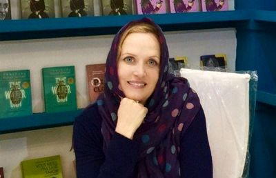 """""""Stories of Majid"""" will be amazing for English-speaking readers: Caroline Croskery"""