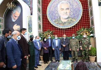 Resistance festival opens with tribute to Commander Qassem Soleimani