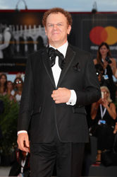 09 John C. Reilly walks the red carpet ahead of the _The Sisters Brothers_ screening during the 75th Venice Film Festival