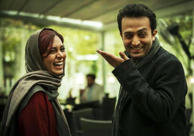 Iran's Sara and Aida Competing in Russian Film Festival