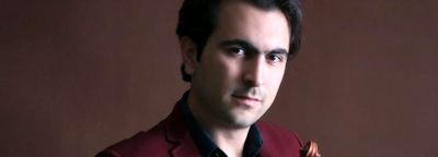 Violinist Ghafari will perform with Czech, Azeri orchestras
