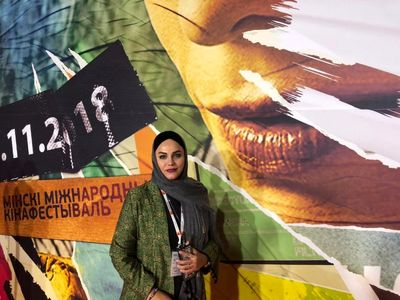 """""""Track 143"""" director Narges Abyar on Listapad jury panel"""