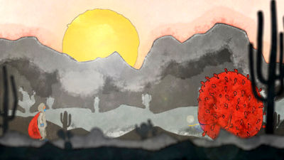 Italy's Linea d'Ombra Festival to screen animations from Iran