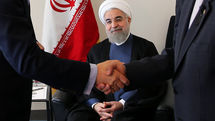 """Photographer dedicates PX3 prize for """"Mr. President"""" to Hassan Rouhani"""