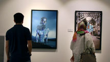 Shirin Gallery Hosts Picture Exhibition