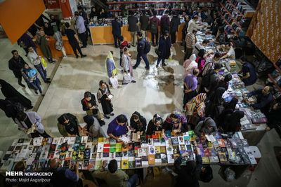 China Presence at Tehran Book Fair Suspended over Coronavirus fears