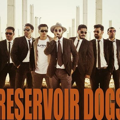Tarantino's Reservoir Dogs Adapted for Tehran Stage