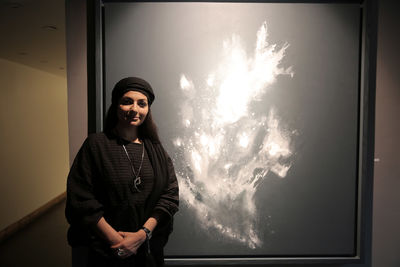 Marjan Shokri's Night Paintings in 4 Gallery