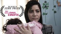 'Retouch' wins Jury Prize at 35th Tous Courts Filmfest.