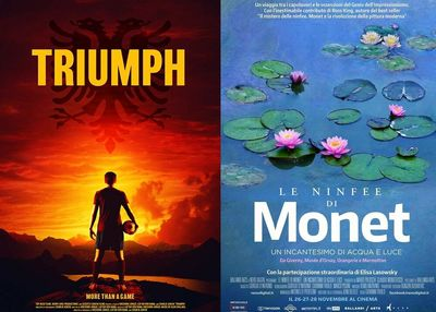 Triumph, Water Lilies of Monet picked for Fajr Docs in Focus