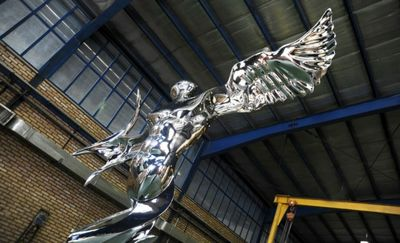 GAA Foundation to Display Works by Iranian Sculptor in Venice