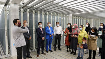 The program of journalists' visit to the repair and renovation of the Museum of Contemporary Art