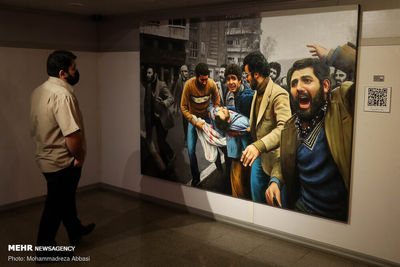 "Art Bureau celebrates Islamic Revolution anniversary with ""Days of Victory"