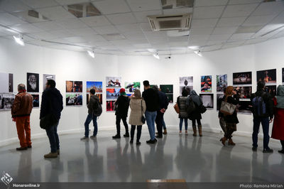 Image of the Year Celebration opens at Iranian Artists Forum