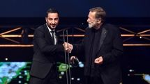 """""""No Date"""" star Navid Mohammadzadeh wins APSA special mention"""