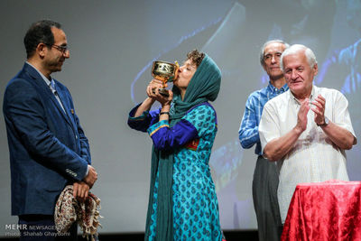 Iranian animation celebration held with laments on recession