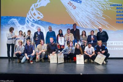 Women with Gunpowder Earrings wins special jury prize at Millenium festival