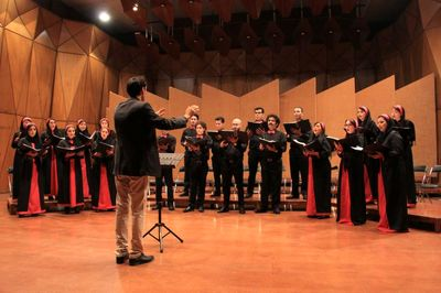 Avaye Mahan Choir to perform European, American golden oldies in Tehran