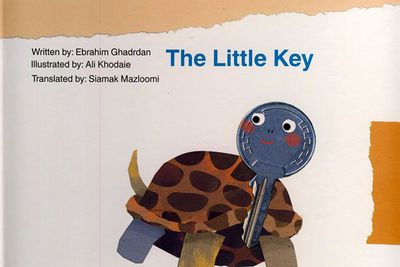 """The Little Key"" available for English readers"