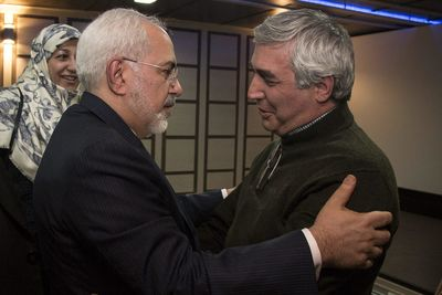 "Zarif impressed with ""At Damascus Time"""