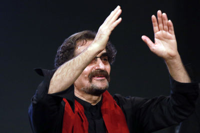 Shahram Nazeri to give benefit concert to aid Iran's flood victims