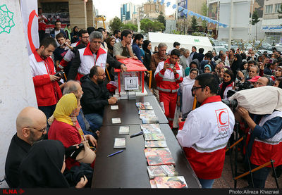 Iranian cineastes rush to collect relief aid for flood victims