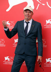 05 Jacques Audiard attends _The Sisters Brothers_ photocall during the 75th Venice Film Festival