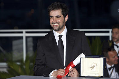 """Salesman"" star Shahab Hosseini launches film studio"
