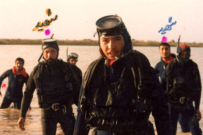 """""""Mohsen, the Japanese"""" chronicles life of Afghan volunteer fighter in Iran-Iraq war"""