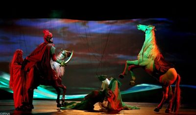 Aran Theater Troupe to restage Ashura opera puppet show in Tehran