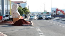 Beirut Embellished with Iranian Sculptures