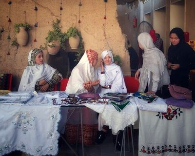 Afghan Lullabies Discussed at Isfahan House