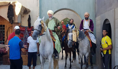 Filming begins on Iranian-Algerian movie about Algiers' last Ottoman ruler