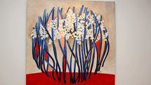 Group Calligraphy Painting Exhibit opens at Negar Gallery