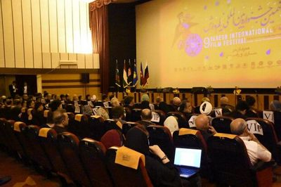 9th Varesh Intl. Filmfest. of 6 Caspian Sea States Underway in Iran