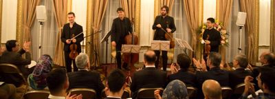 Classical concert to support child workers