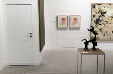 Shirin Gallery Attends 10th Abu Dhabi Art