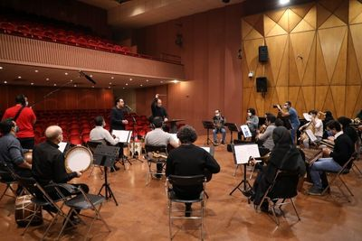 Playing to an empty room tough experience: Iranian conductor Qorbani