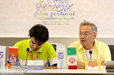 Iran, Serbia to Jointly Make Films for Children