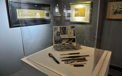 12th Fajr Festival of Visual Arts in Pictures – Art Galleries