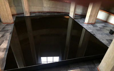 Noriyuki Haraguchi to restore Oil Pool sculpture at Tehran museum