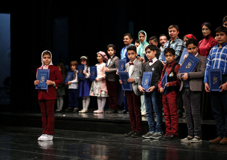 5th Navaye Khorram Music Festival Awards Winners