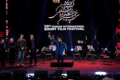 35th Tehran Intl. Short Filmfest. names winners