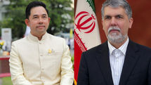 Iran, Thailand culture ministers discuss expansion of relations