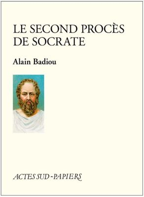 """The Second Trial of Socrates"" at Iranian bookstores"