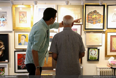100 Works, 100 Artists Exhibition to Open Friday