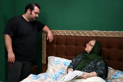 Iranian actor wins Best Actor award at  43rd Moscow Int'l Film Festival