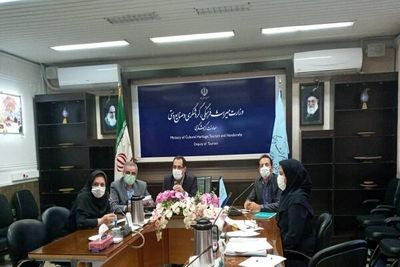 Iran, Russia hold 1st joint tourism committee meeting