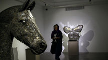 Majid Mohseni Sculpture Exhibition in Shirin Gallery